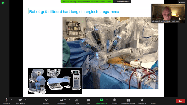 Masterclass 'Cardiologie en Cardiothoracale chirurgie'